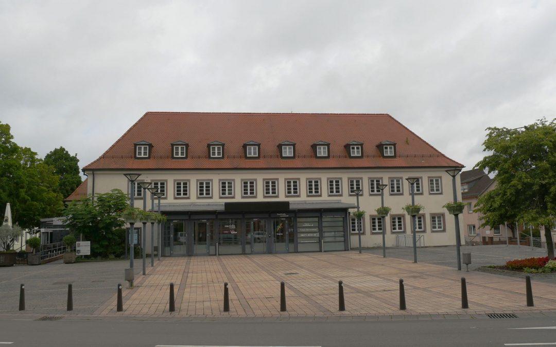 Stadthalle Landstuhl: Neue Konzepte vorgestellt