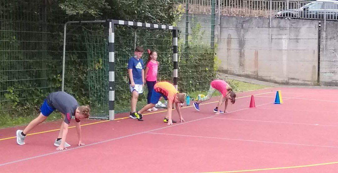 Vierter Sportförderkurs am Sickingen-Gymnasium