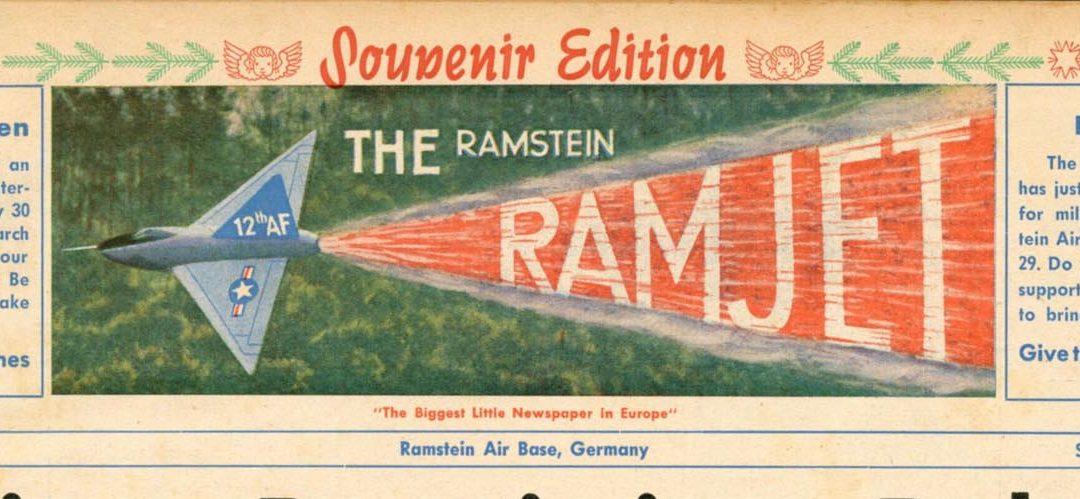 """""""Ramjet"""", """"Raider"""", """"K-Town Mirror"""""""