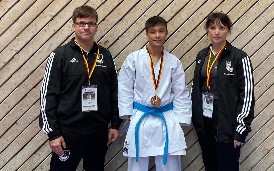 Lauterer Karateka weiter auf Erfolgskurs