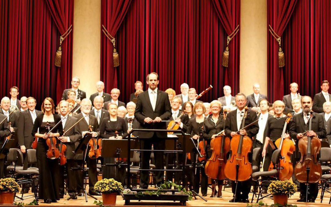 Sinfoniekonzert für guten Zweck